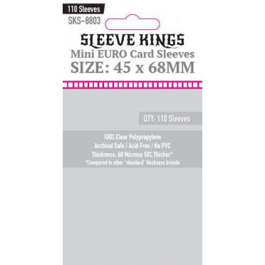Sleeve Kings - Mini Euro Card - 45x68mm - 110p