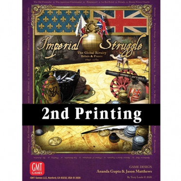 Imperial Struggle (2nd printing)