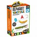 Alphabet Tactile Montessori 0