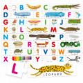 Alphabet Tactile Montessori 2