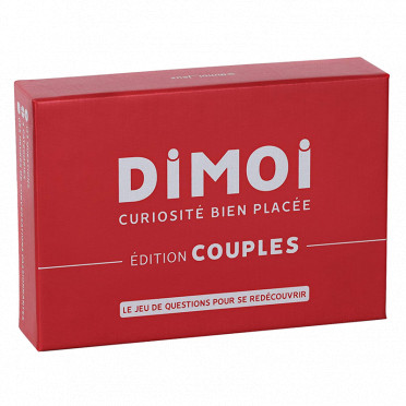 Dimoi : Edition Couples