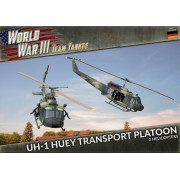 Team Yankee - UH-1 Huey Transport Platoon