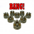 Life point tokens for Bang! 0