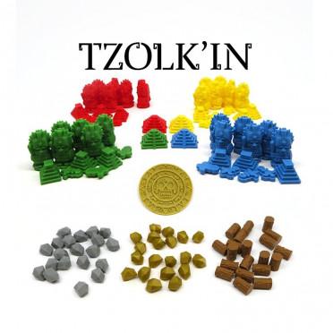 Set d'Upgrades - Tzolk'in