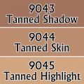 Reaper Master Series Paints Triads: Dark Skin Tones 0