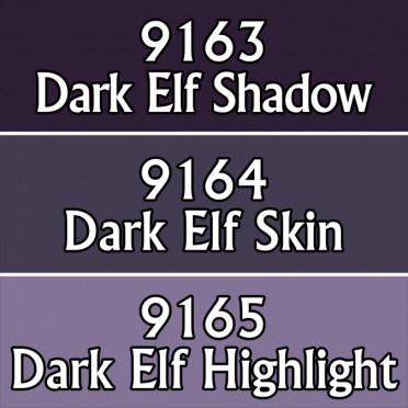 Reaper Master Series Paints Triads: Dark Elf Skin