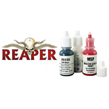 Reaper Master Series Paints Triads: Washes I Triad