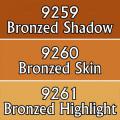 Reaper Master Series Paints Triads: Bronzed Skin Triad 0