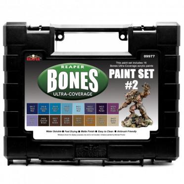 Reaper Master Series Paints: Ultra-Coverage Paints: Set #2