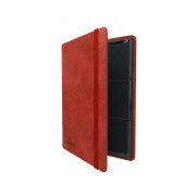 Prime Album 18-Pocket Red