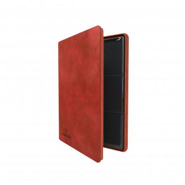 Zip-Up Album 18-Pocket Red