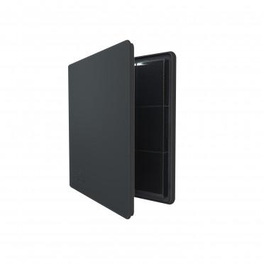 Zip-Up Album 24-Pocket Black