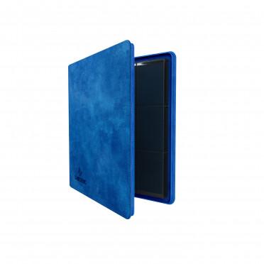 Zip-Up Album 24-Pocket Blue