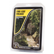 Woodland Scenics - Fine-Leaf Foliage Dark Green