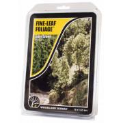 Woodland Scenics - Fine-Leaf Foliage Light Green