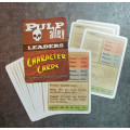 Pulp Alley: Character Cards - Leaders 0