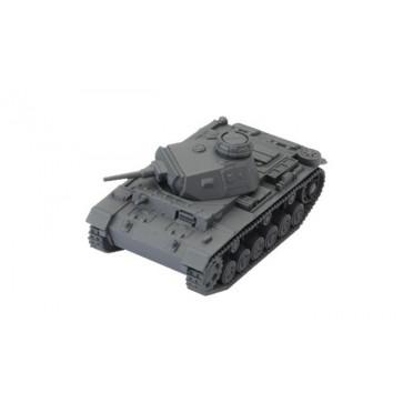 World of Tanks Extension: Panzer III J