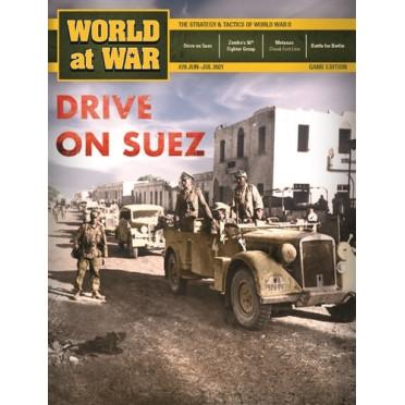 World at War 78 - Drive on Suez
