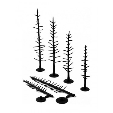 Woodland Scenics - Armatures (Pine) : 10-15 cm