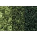 Woodland Scenics - Light, Medium and Dark Green : 13-18 cm 1