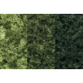 Woodland Scenics - Light, Medium and Dark Green : 8-12 cm 1