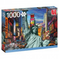 Puzzle - Premium Collection - New York City - 1000 pièces 0