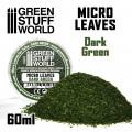 Micro Leaves - Dark Green Mix 0