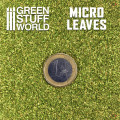 Micro Feuilles - Mélange Vert Clair 1