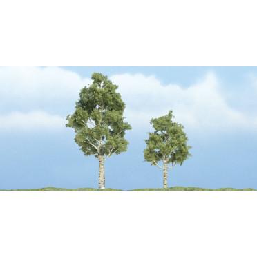 Woodland Scenics - 2x Aspens