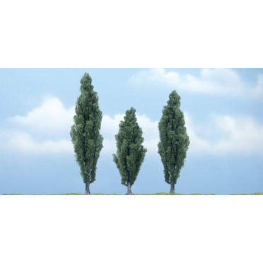 Woodland Scenics - 3x Poplars