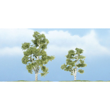 Woodland Scenics - Sycamore : 6 cm/7,5 cm