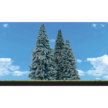 Woodland Scenics - 4x Blue Needle