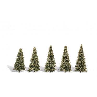 Woodland Scenics - 5x Blue Needle