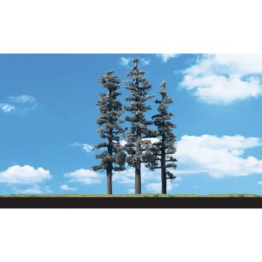 Woodland Scenics - 5x Standing Timber
