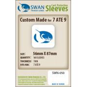 Swan Panasia - Card Sleeves Standard - 56x87mm - 160p
