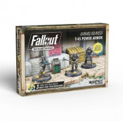 Fallout: Wasteland Warfare - Unaligned - T45 Power Armour