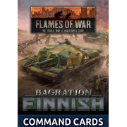 Flames of War - Bagration: Finnish Command Cards