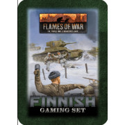 Flames of War - Finnish Tin Gaming Set