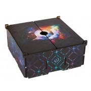 Petite Boîte de Rangement E-Raptor Galaxy