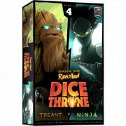 Dice Throne Season 1 - Treant vs Ninja