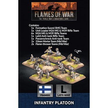 Jalkaväki Platoon