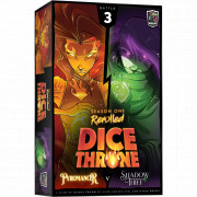 Dice Throne Season 1 - Pyromancer  vs Shadow Thief