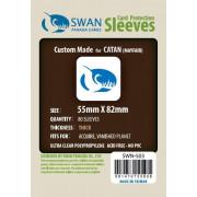 Swan Panasia - Card Sleeves Premium - 55x82mm - 100p