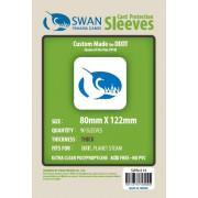 Swan Panasia - Card Sleeves Premium - 80x122mm - 100p