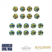 Black Powder Epic Battles: American Civil War Casualty Markers