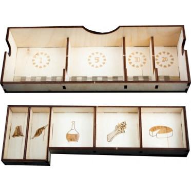 Storage for Box LaserOx - Orléans
