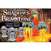 Shadows of Brimstone - Magma Fiends Enemy Pack