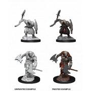 D&D Nolzur's Marvelous Unpainted Miniatures: Warforged Barbarian