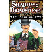 Shadows of Brimstone - Gambler Hero Pack