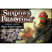 Shadows of Brimstone - Shikarri Nomad Crusaders Enemy Pack